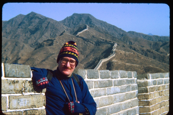 Gauss at the Great Wall, Spring Festival, 1982